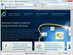 Internet Explorer 8: Kezelőfelület testreszabása, egyedi beállítások részlet