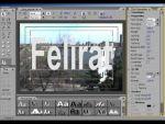 Adobe Premiere CS3 tanfolyam 8. rész - Feliratok részlet