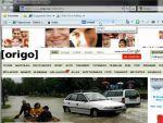 Internet Explorer 8: Színes fülek, praktikus nyomkövetés részlet