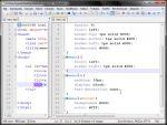 HTML menü készítése CSS segítségével részlet