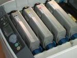 Nyomtató tonercsere: 1. rész, OKI nyomtatók