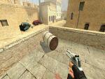 Counter-Strike: Source: Bomba elhelyezése a D2 A pontján részlet