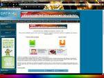 Átlátszó jegyzettömb Windows 7 alatt részlet