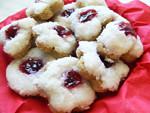 Kókuszos aprósütemény készítése karácsonyra, sütés nélkül részlet