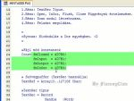 Programozás Pascalban: Fájlkezelés - 8. rész, TextRec típus - 1 részlet