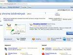 Adblock bővítmény alkalmazása Google Chrome böngésző alatt részlet