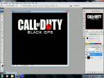 Call of Duty szöveg készítése Photoshopban - 2. rész részlet