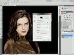 Adobe Photoshop CS5: Haj körbevágása egyszerûen részlet