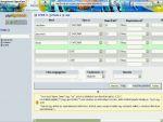 HTML oldal szerkesztése - 3. rész, Adatbázisunk felkészítése beléptető rendszerhez részlet