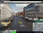 Google Street View használata